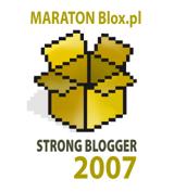 Blogowy maratończyk