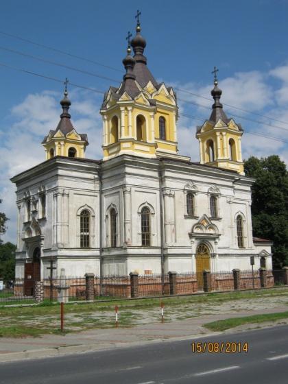 Cerkiew pw. św. Mikołaja Cudotwórcy - Tomaszów Lubelski