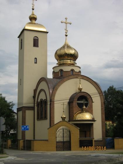 Cerkiew pw. św. Jerzego w Biłgoraju