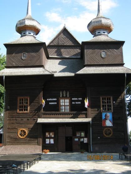 Kościół pw. Zwiastowania NMP w Tomaszowie Lubelskim