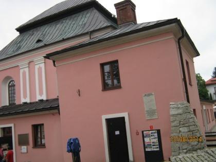 Szczebrzeszyn - dawna synagoga