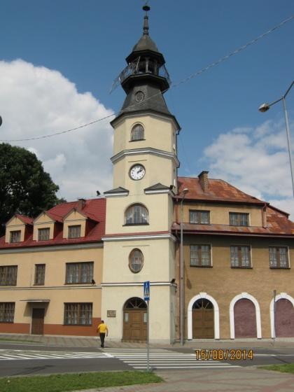 Tomaszów Lubelski - siedziba szkoły muzycznej